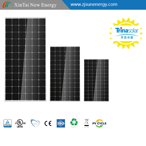 72 cells solar modules for trina solar panels 320w 330w sun power energy system