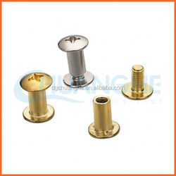 Factory price stainless male and female screw