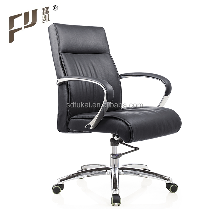 Commercial Furniture Classic Design Low Back PU Leather Office chairs