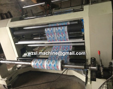 CPP Film,POF Shrink Film Slitting Machine
