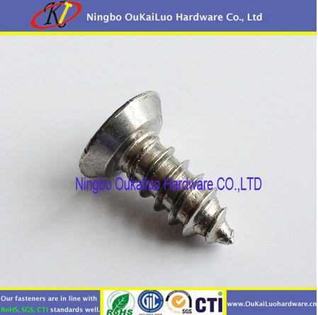 Customizing design Ind. hex flange washer head self tapping screws for free sample