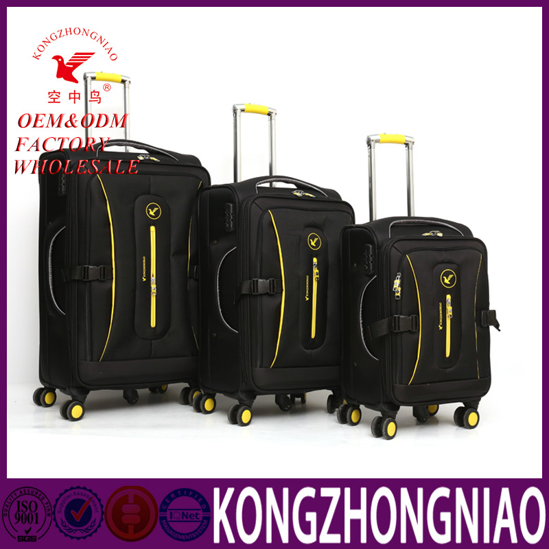2017 Fashion Travel Suitcase, travel trolley Luggage Carry Bag for Teenagers