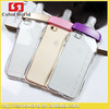 New Arrival Transparent 3D Funny Baby Nipple Feeding Bottles TPU Soft Case For Iphone6 Plus 5.5 Inch Phone