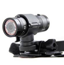 Factory Price Mini F9 Sports Camera H.264 1080P HD Mini Waterproof Bike Helmet Action Camera