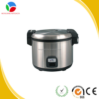 Hot Sale Capacity Low Price Deluxe Electric National Electric Big Rice Cooker with steamer