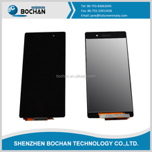 wholesale price for sony xperia z2 lcd,touch screen for sony xperia z2,display digitizer assembly for xperia z2 replacement