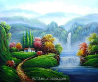 wall hanging picture on canvas paintings new arrival ct-32