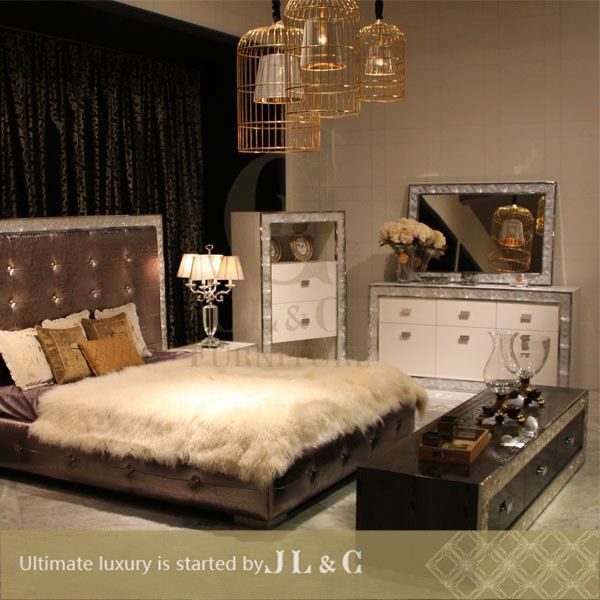 hotel bedroom furnituer JB14 series from china supplier-JL&C Furniture