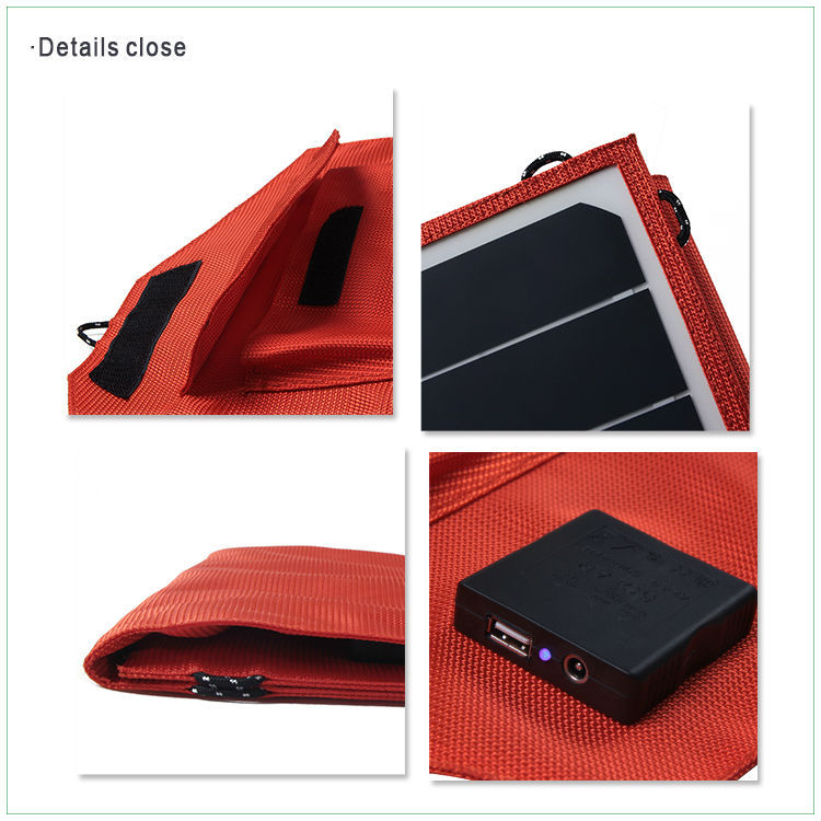 30W mobile phone solar charger