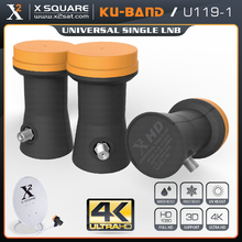 The best strong ku band universal Single lnb/lnbf