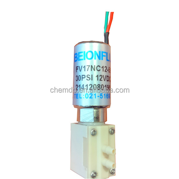 BEION 2 Way Solenoid Operated Isolation Valves