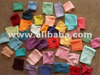 Colored Hosiery Cutting / Clips