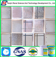 Hot exported acrylic latex spray stone-like coating with factory price