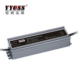 waterproof constant voltage 12v 24v 36v 48v LED driver (100W 150w 200w )