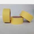 Professional high temp adhesive masking tape jumbo roll