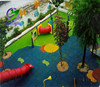 Alibaba hot product outdoor safe flooring for kids play mat
