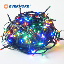 EVERMORE waterproof mini copper cluster wire string LED lights