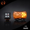Remote Control portable led solar traffic light bike bicycle turn signal light