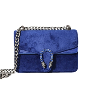 Maidudu lady fashion woolen leather bags women handbags