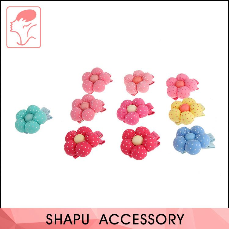 Factory Directly Sale Oem&Odm Colorful Hairgrip Magnetic Cute Kids Hair Clips