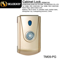 Imported ABS electronic and small lock ,swipe system security system for cabinet for design door(TM09)