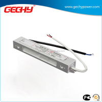 LPV-12 series 12W 12v,24v,36v,IP67 AC/DC LED driver constant voltage waterproof switching power supply