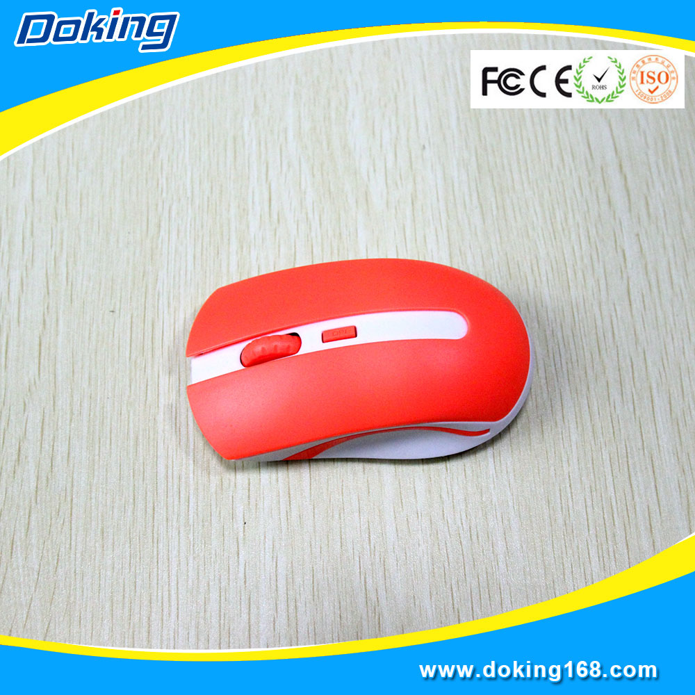 2.4G computer mini wireless mouse
