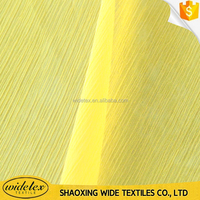 Textile fabrics supplier High quality polyester dobby crepe chiffon