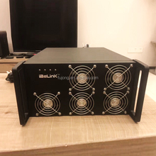 A brand new AntMiner DM22 22GHs X11 Bitmain DM22 Bitcoin Miner IBelink DM22G - X11 Miner - 22GH/S - From October