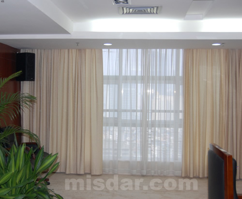 Electric Window Curtain System Somfy Curtain Motor Curtain