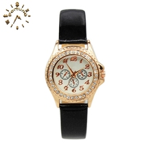 Luxury Quality Special Custom UP labeling ladies watches at low price