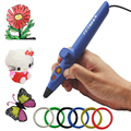 CCTREE 2017 3d pen for children draw at hand printing pen only usd9.9