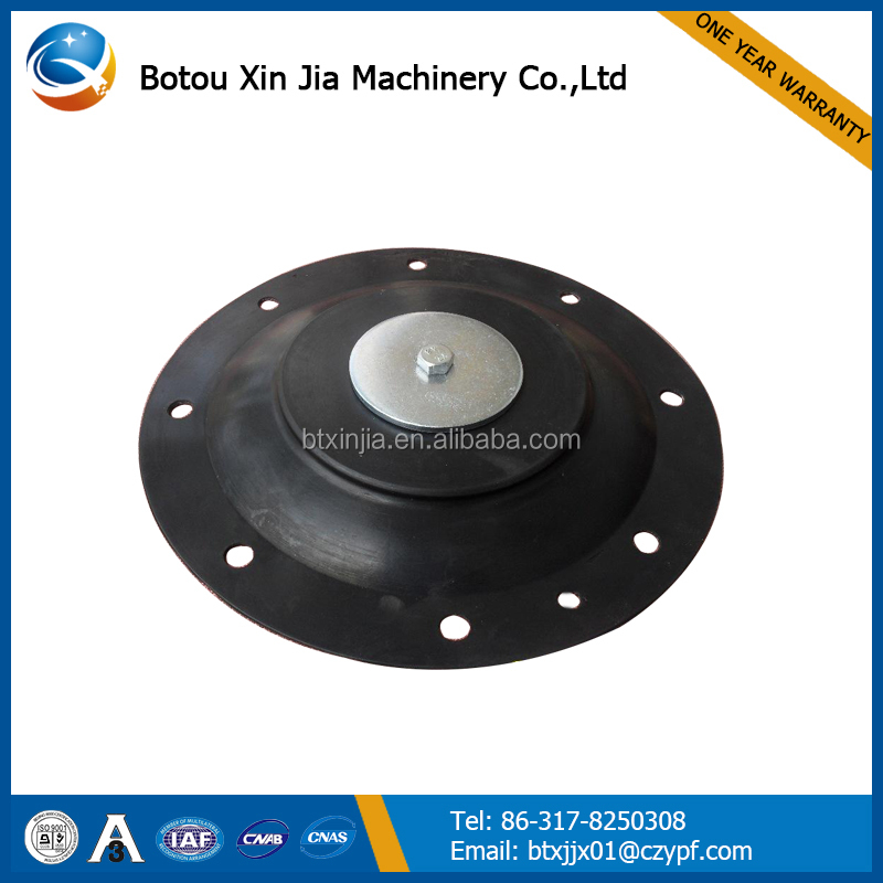 rubber diaphragm for solenoid valve