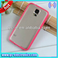 2014 New Design TPU Hybrid Hard PC Impact Bumper Mobile Phone Case Cover for Samsung Galaxy S5 I9600