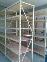 long span metal racking system for groceries,supermarket and warehouse