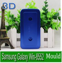 Solid Aluminium Alloy 3D Sublimation Phone case Mould for sumsung Galaxy win-8552 I8552