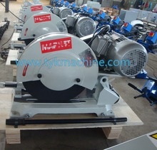 High Quality Heavy Duty Abrasive 4kw Cut Off Machine Saw with electric circular saw chop saw