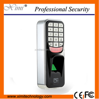 Fingerprint access control without software standalone fingerprint and 125KHZ RFID card access control X600