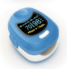 Fingertip Pulse Oximeter Spo2 Monitor for children use