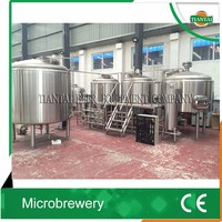1000L 3500L Brewery Equipment For Sale