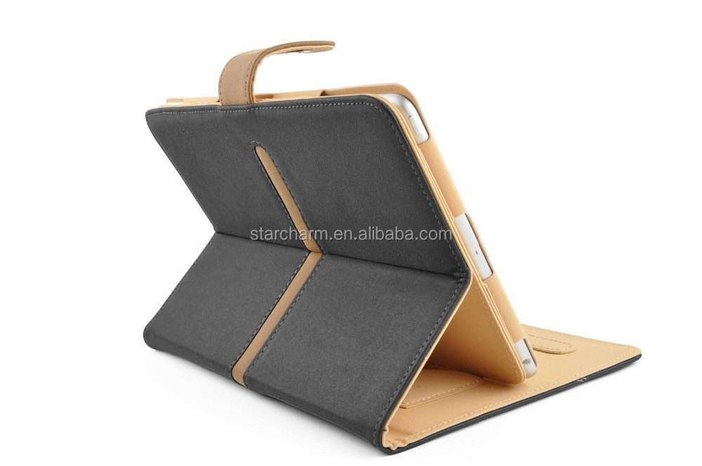 Wholesale new tablet leather case for iPad air,covers for ipad air