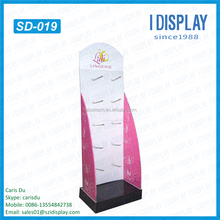 beautiful cosmetic cardboard display racks for showroom
