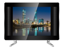 Strong quality 17 inch lcd tv with tempered glass