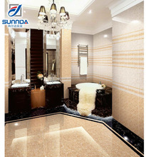 hot selling good quality and price bathroom glazed ceramic wall tile 200x300mm for Africa and South America