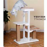 Factory Wholesale Pet product Cat Tree Scratch Post