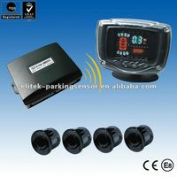 Competitive price wireless car parking sensor system