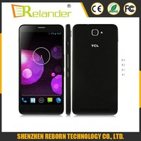 Wholesale TCL S720 MTK6592 5.5 Inch Octa Core Android 4.4 Android cell Phone With 3300mAh Battery