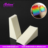 Triangle Sponge Nail Stamper For Nail Art Print Drawing