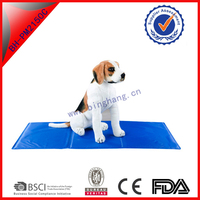 China alibaba online waterproof dog kennel mat with memeory foam filled