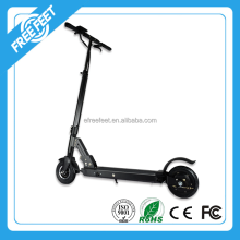 Top quality high speed led lights adults foldable mini electric scooter